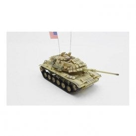 Precision Model Art 1:72 M60A 1 Rise with Era American Express Desert Storm
