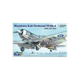 Valom 1:72 Blackburn Firebrand TF.Mk.5 (FAA, 827 Sqn) Aircraft Model Kit