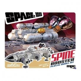 MPC 1:48 Space:1999 Booster Pack Accessory Set Model Kit