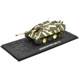 Atlas Editions 1:72 Sd.Kfz.173 Jagdpanther German Army sPzJgAbt 654, France, 1944