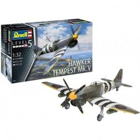 Revell 1:32 Hawker Tempest V Aircraft Model Kit