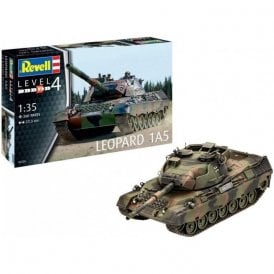 Revell 1:35 Leopard 1A5 Military Model Kit