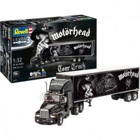 Revell 1:32 Motorhead Tour Truck Gift Set Model Kit