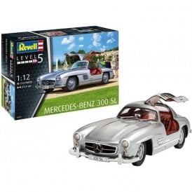 Revell 1:12 Mercedes-Benz 300SL Car Model Kit