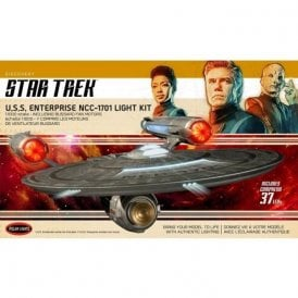 Polar Lights 1:1000 Star Trek Discovery U.S.S. Enterprise Lighting Kit