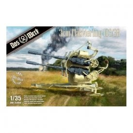 Das Werk 1:35 3cm Flakvierling 103/38 Military Model Kit