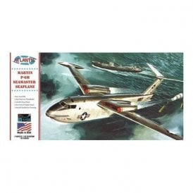 Atlantis Models 1:136 Martin P6M Seamaster Aircraft Model Kit