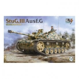 Takom 1:35 StuG.III Ausf.G early production Model Military Kit