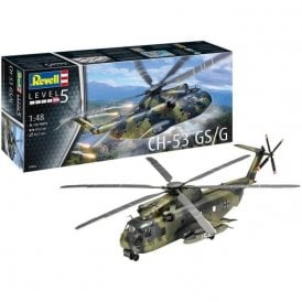 Revell 1:48 CH-53 GSG Aircraft Model Kit