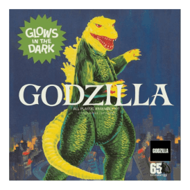 Atlantis Models 1:500 Godzilla King Of The Monster Model Kit