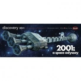 Moebius Models 1:350 Discovery from 2001: A Space Odyssey Model Kit