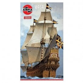 Airfix 1:144 Wasa Model Ship Kit