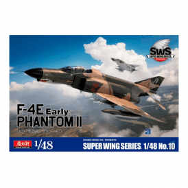 Zoukeimura 1:48 Super Wing Series McDonnell Douglas F4-E Phantom II Early Aviation Kit