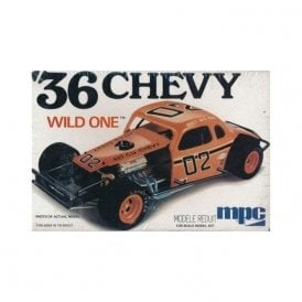 MPC 1:25 1936 Wild One Modified Car Model Kit