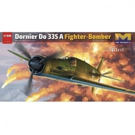 Hong Kong Models 1:32 Dornier Do 335 Fighter Bomber Aircraft Model Kit