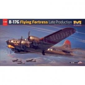 Hong Kong Models 1:32 B-17G Flying Fortress Late Production Aircraft Model Kit