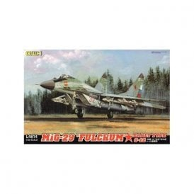 "Great Wall Hobby 1:48 MIG-29 9-12 Early Type ""Fulcrum "" & 9-12 Late Russian Airforce 2 in 1 Aircraft Model Kit"