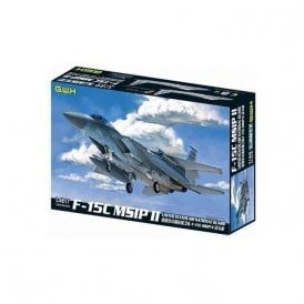 Great Wall Hobby 1:48 F-15C MSIP II USAF Air National Guard Aircraft Model Kit