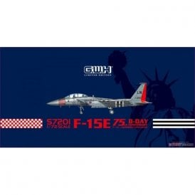 Great Wall Hobby 1:72  F-15E Eagle USAF ' D-Day 75th Anniversary ' Aircraft Model Kit