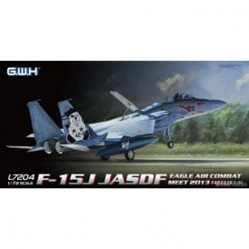 Great Wall Hobby 1:72 F-15J JASDF Eagle Air Combat Meet 2013 Aircraft Model Kit