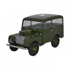 Oxford Diecast 1:43 Land Rover Tickford Bronze Green Diecast Car