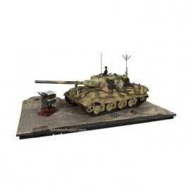 Forces of Valor 1:32 German Sd.Kfz.186 Panzerjager Tiger Ausf. B heavy tank (Porsche suspension type)