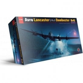 Hong Kong Models 1:32 Lancaster B Mk III. Dambuster Aircraft Model Kit