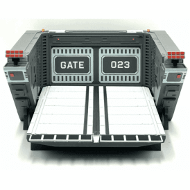 Calibre Wings 1:72 Remote Controlled Elevator Diorama With Lights