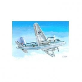Valom 1:72 Vickers Viking C.2 (Royal Flight) Aircraft Model Kit