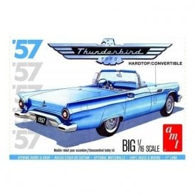 AMT 1:16 1957 Ford Thunderbird Model Kit