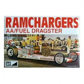 MPC 1:25 Ramchargers Front Engine Dragster Model Kit