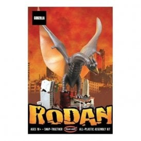 Polar Lights 1:800 Rodan Figure SNAP KIT