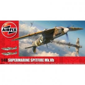 Airfix 1:48 Supermarine Spitfire Mk.Vb Model Kit