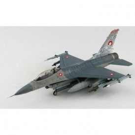 "Hobby Master 1:72 F-16AM ""66th Anniversary of Royal Danish AF"" 87-0008, Eskadrille 727, 2016"