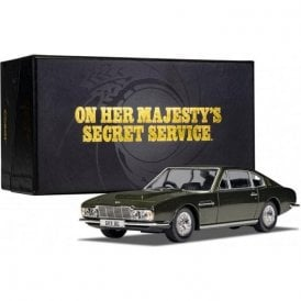 Corgi 1:36 James Bond - Aston Martin DBS - 'Her Majesty's Secret Service' Model Car