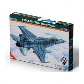 Mistercraft 1:48 F-16 CJ-52 Tiger Demo Team Aviation Kit
