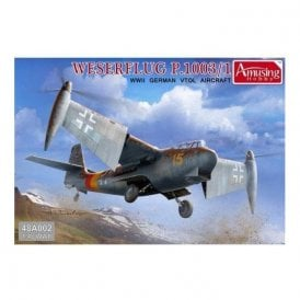 Amusing Hobby 1:48 Weserflug P.1003/1 Aircraft Model Kit