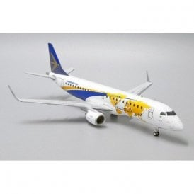 "JC Wings 1:200 Embraer ERJ190-100STD ""E-Jets Around The World"" - Reg PP-XMB"