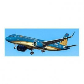 JC Wings 1:400 Airbus A320neo Vietnam Airlines - Reg VN-A513 (With Antenna)