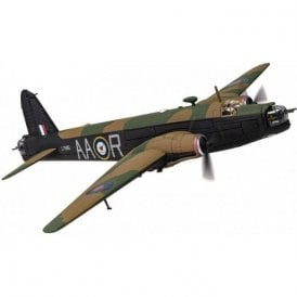 Corgi 1:72 Vickers Wellington, L7818 AA-R, RAF Feltwell, James Allen Ward VC