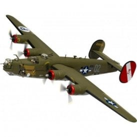 Corgi 1:72 B-24H Liberator 'Witchcraft' , 467th BG, USAAF Station 145 Rackheath, Norfolk - 130 missions