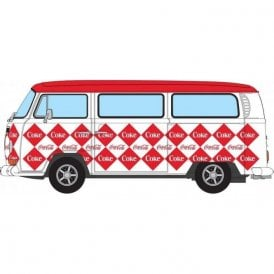 Corgi 1:43 Coca Cola VW Camper - Diamond Model Car