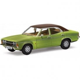 Corgi Vanguards 1:43 Ford Cortina Mk3 GXL Onyx Green Model Car
