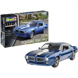 Revell 1:24 1970 Pontiac Firebird Car Model Kit