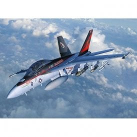Revell 1:32 F/A-18F Super Hornet Aircraft Model Kit