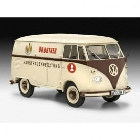 "Revell 1:24 Volkswagen T1 ""Dr. Oetker"" Car Model Kit"