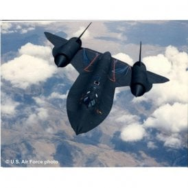 Revell 1:48 Lockheed SR-71 Blackbird Aircraft Model Kit
