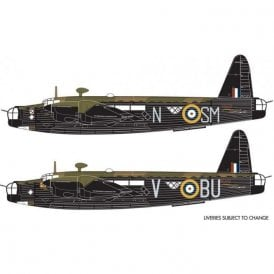 Airfix 1:72 Vickers Wellington Mk.II Aircraft Model Kit