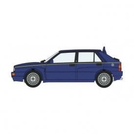 Hasegawa 1:24 Lancia Delta HF Integrale Evoluzione Car Model Kit
