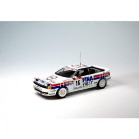 NUNU 1:24 Toyota Celica GT4 ST165 ' 91 TOUR DE CORSE - Fina ' Car Model Kit